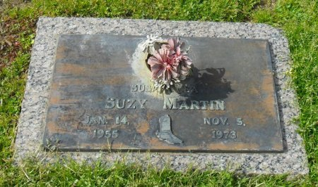 "MARTIN, SUSAN ""SUZY"" (CLOSE UP) - Franklin County, Louisiana   SUSAN ""SUZY"" (CLOSE UP) MARTIN - Louisiana Gravestone Photos"