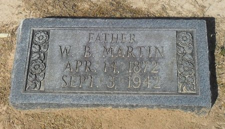 MARTIN, W B - Franklin County, Louisiana | W B MARTIN - Louisiana Gravestone Photos