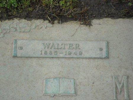 MARTIN, WALTER (CLOSE UP) - Franklin County, Louisiana | WALTER (CLOSE UP) MARTIN - Louisiana Gravestone Photos
