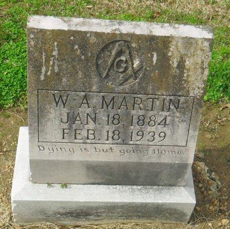 MARTIN, W A - Franklin County, Louisiana | W A MARTIN - Louisiana Gravestone Photos