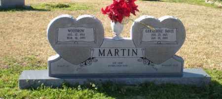 MARTIN, WOODROW - Franklin County, Louisiana | WOODROW MARTIN - Louisiana Gravestone Photos