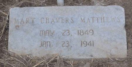 MATTHEWS, MARY - Franklin County, Louisiana | MARY MATTHEWS - Louisiana Gravestone Photos