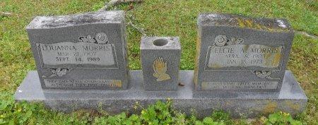 MORRIS, LOUANNA - Franklin County, Louisiana | LOUANNA MORRIS - Louisiana Gravestone Photos