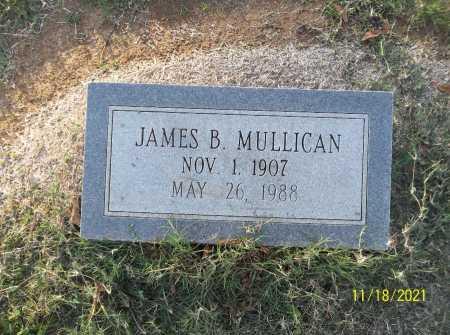 MULLICAN, JAMES B - Franklin County, Louisiana   JAMES B MULLICAN - Louisiana Gravestone Photos