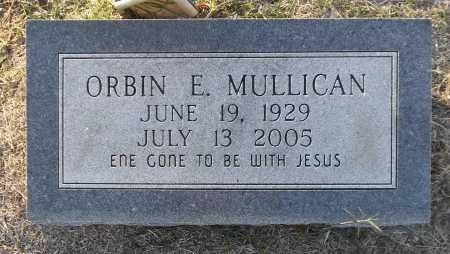 MULLICAN, ORBIN E - Franklin County, Louisiana | ORBIN E MULLICAN - Louisiana Gravestone Photos