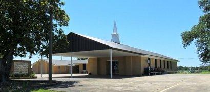 * CHURCH,  - Franklin County, Louisiana |  * CHURCH - Louisiana Gravestone Photos