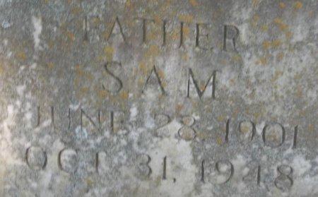 PAOLA, SAM (CLOSE UP) - Franklin County, Louisiana   SAM (CLOSE UP) PAOLA - Louisiana Gravestone Photos