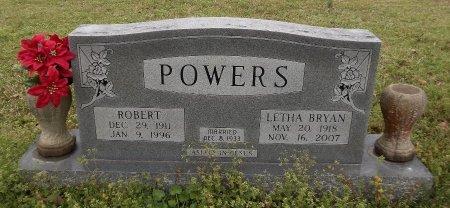 POWERS, LETHA - Franklin County, Louisiana | LETHA POWERS - Louisiana Gravestone Photos