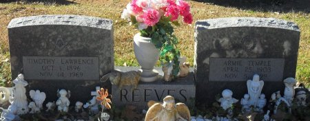 REEVES, TIMOTHY LAWRENCE - Franklin County, Louisiana | TIMOTHY LAWRENCE REEVES - Louisiana Gravestone Photos