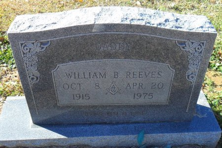 REEVES, WILLIAM B - Franklin County, Louisiana | WILLIAM B REEVES - Louisiana Gravestone Photos