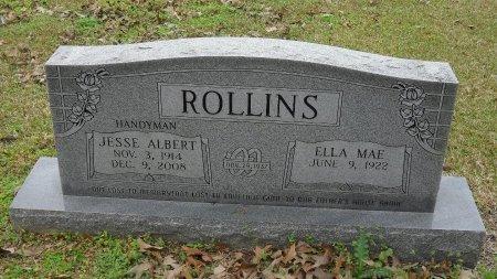 "ROLLINS, JESSE ALBERT ""HANDYMAN"" - Franklin County, Louisiana   JESSE ALBERT ""HANDYMAN"" ROLLINS - Louisiana Gravestone Photos"