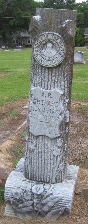 SHEPARD, A R - Franklin County, Louisiana   A R SHEPARD - Louisiana Gravestone Photos