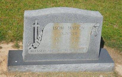 SKINNER, ISOM MARION - Franklin County, Louisiana | ISOM MARION SKINNER - Louisiana Gravestone Photos