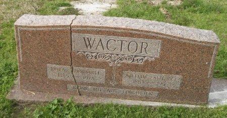 WACTOR, WILLIAM KEITHLEY - Franklin County, Louisiana | WILLIAM KEITHLEY WACTOR - Louisiana Gravestone Photos