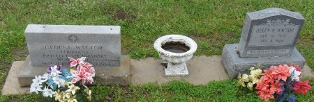 WACTOR, GEORGE - Franklin County, Louisiana | GEORGE WACTOR - Louisiana Gravestone Photos