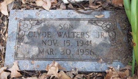 WALTERS, CLYDE, JR. - Franklin County, Louisiana | CLYDE, JR. WALTERS - Louisiana Gravestone Photos