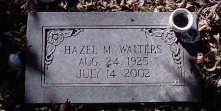 WALTERS, HAZEL - Franklin County, Louisiana | HAZEL WALTERS - Louisiana Gravestone Photos
