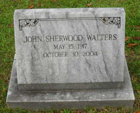 WALTERS, JOHN SHERWOOD - Franklin County, Louisiana | JOHN SHERWOOD WALTERS - Louisiana Gravestone Photos