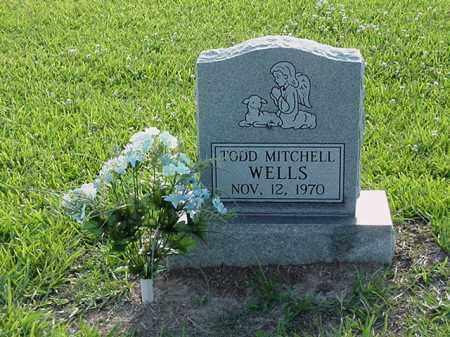 WELLS, TODD MITCHELL - Franklin County, Louisiana   TODD MITCHELL WELLS - Louisiana Gravestone Photos
