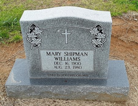 WILLIAMS, MARY - Franklin County, Louisiana | MARY WILLIAMS - Louisiana Gravestone Photos