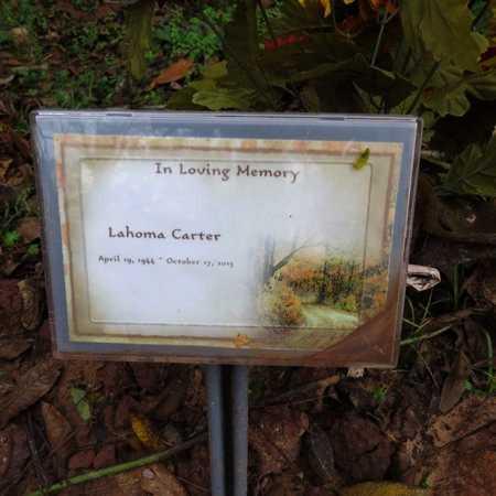 CARTER, LAHOMA - Grant County, Louisiana   LAHOMA CARTER - Louisiana Gravestone Photos