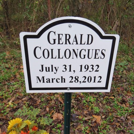 COLLONGUES, GERALD - Grant County, Louisiana | GERALD COLLONGUES - Louisiana Gravestone Photos