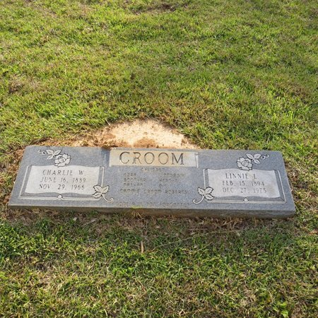 MURRELL CROOM, LINNIE L - Grant County, Louisiana | LINNIE L MURRELL CROOM - Louisiana Gravestone Photos