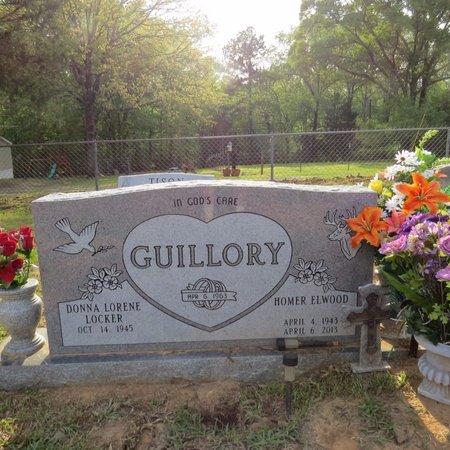 GUILLORY, HOMER ELWOOD - Grant County, Louisiana | HOMER ELWOOD GUILLORY - Louisiana Gravestone Photos