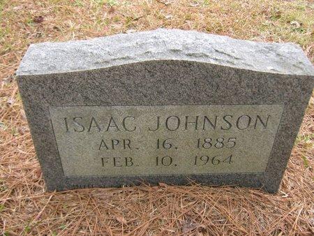 JOHNSON, ISAAC - Grant County, Louisiana | ISAAC JOHNSON - Louisiana Gravestone Photos