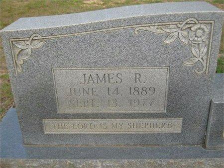 JOHNSON, JAMES R (CLOSE UP) - Grant County, Louisiana | JAMES R (CLOSE UP) JOHNSON - Louisiana Gravestone Photos