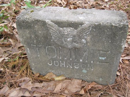 JOHNSON, TOMMIE - Grant County, Louisiana | TOMMIE JOHNSON - Louisiana Gravestone Photos