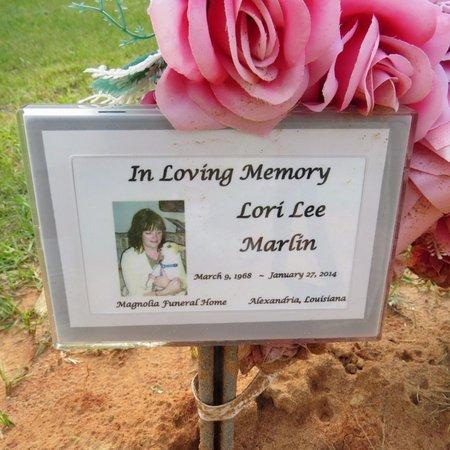 MARLIN, LORI LEE - Grant County, Louisiana | LORI LEE MARLIN - Louisiana Gravestone Photos