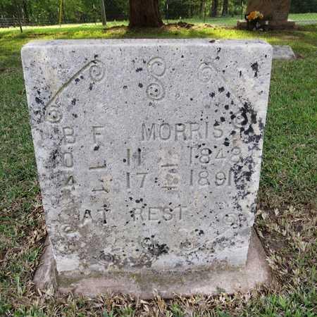 MORRIS, BENJAMIN FRANKLIN - Grant County, Louisiana   BENJAMIN FRANKLIN MORRIS - Louisiana Gravestone Photos
