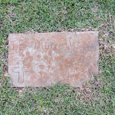 MURRELL, J E - Grant County, Louisiana | J E MURRELL - Louisiana Gravestone Photos