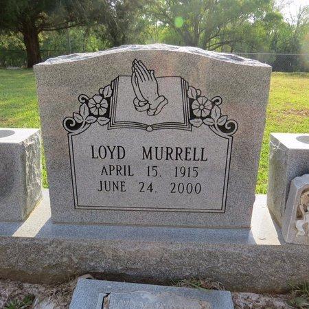 MURRELL, LOYD MCKENLEY (CLOSE UP) - Grant County, Louisiana | LOYD MCKENLEY (CLOSE UP) MURRELL - Louisiana Gravestone Photos