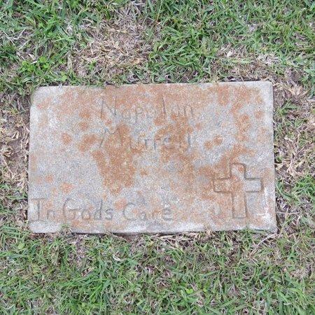 MURRELL, NAPOLAN - Grant County, Louisiana   NAPOLAN MURRELL - Louisiana Gravestone Photos