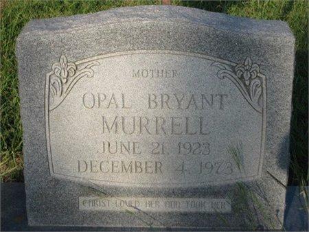 MURRELL, OPAL - Grant County, Louisiana   OPAL MURRELL - Louisiana Gravestone Photos