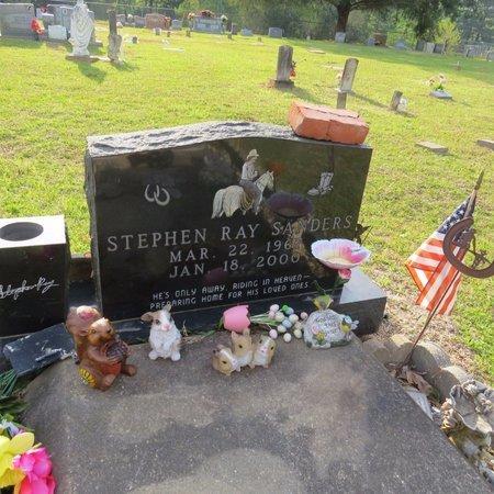 SANDERS, STEPHEN RAY - Grant County, Louisiana | STEPHEN RAY SANDERS - Louisiana Gravestone Photos