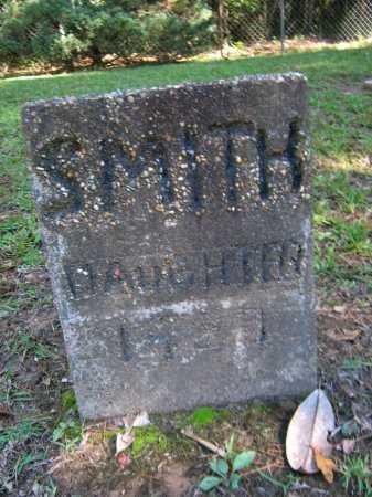 SMITH, DAUGHTER - Grant County, Louisiana   DAUGHTER SMITH - Louisiana Gravestone Photos