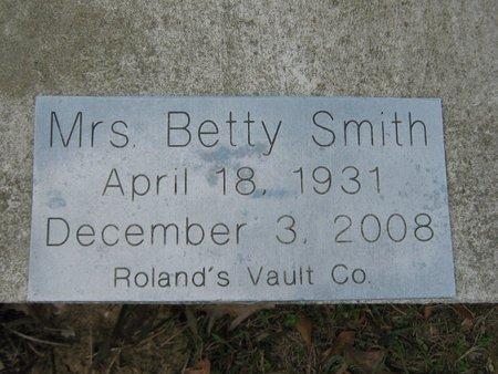 SMITH, BETTY - Grant County, Louisiana | BETTY SMITH - Louisiana Gravestone Photos