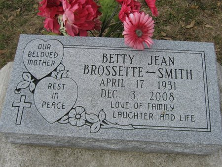 SMITH, BETTY JEAN - Grant County, Louisiana | BETTY JEAN SMITH - Louisiana Gravestone Photos