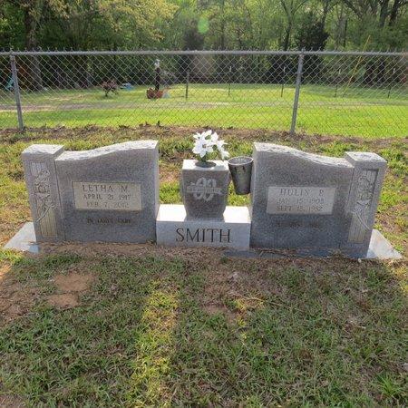 SMITH, LETHA - Grant County, Louisiana | LETHA SMITH - Louisiana Gravestone Photos