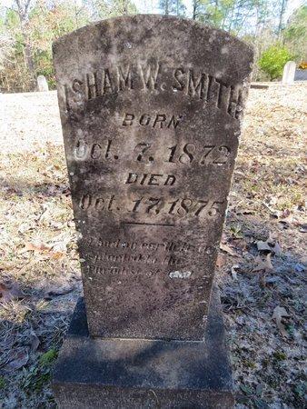 SMITH, ISHAM W - Grant County, Louisiana | ISHAM W SMITH - Louisiana Gravestone Photos