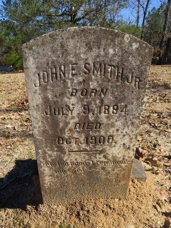 SMITH, JOHN E JR - Grant County, Louisiana | JOHN E JR SMITH - Louisiana Gravestone Photos