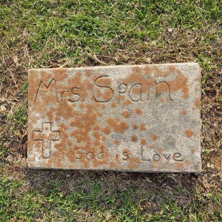 SPAIN, MRS - Grant County, Louisiana | MRS SPAIN - Louisiana Gravestone Photos