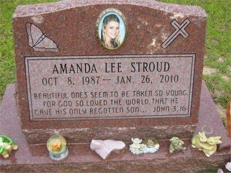 STROUD, AMANDA LEE - Grant County, Louisiana | AMANDA LEE STROUD - Louisiana Gravestone Photos