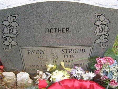 STROUD, PATSY L - Grant County, Louisiana   PATSY L STROUD - Louisiana Gravestone Photos