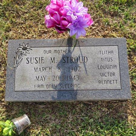 MURRELL STROUD, SUSIE - Grant County, Louisiana | SUSIE MURRELL STROUD - Louisiana Gravestone Photos