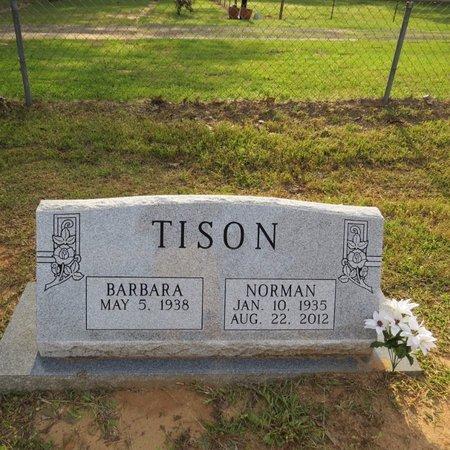 TISON, NORMAN E - Grant County, Louisiana   NORMAN E TISON - Louisiana Gravestone Photos
