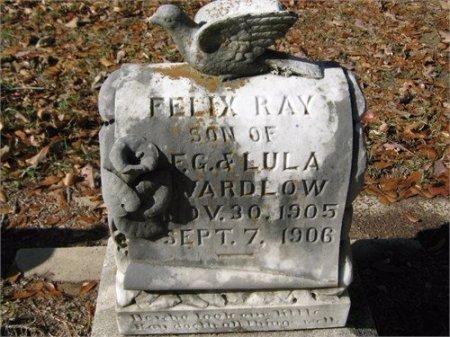 WARDLOW, FELIX RAY - Grant County, Louisiana | FELIX RAY WARDLOW - Louisiana Gravestone Photos